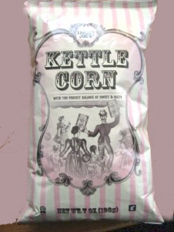 Best homemade popcorn kettle corn recipe | almost as good as Trader Joe's
