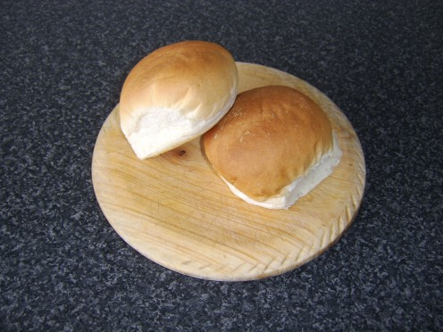Scottish Morning Bread Rolls