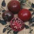 Black Krim tomatoes
