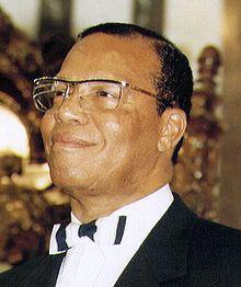 Nation of Islam Leader Louis Farrakhan