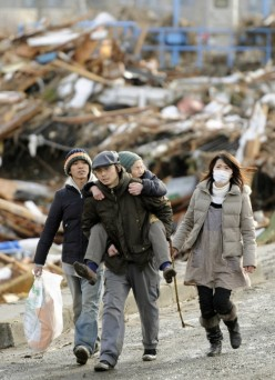 Searching for Loved Ones Continue in Japan