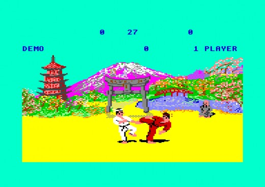 The Greatest Ever 8-bit Martial Arts Game On The C64
