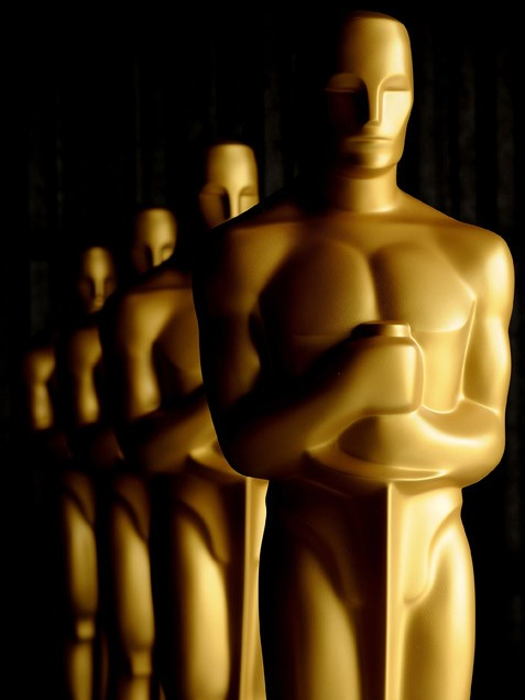 The design of the Oscar statuette was based on the figure of a knight, grasping a crusader's sword.