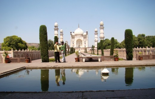 The second Taj!