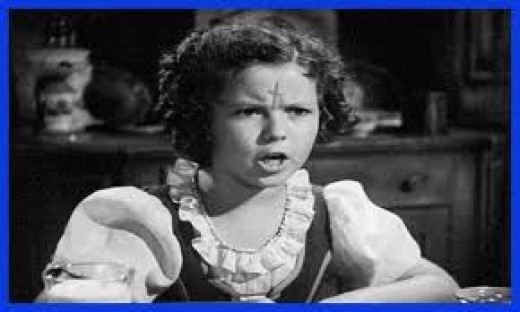 Shirley Temple Yodeling