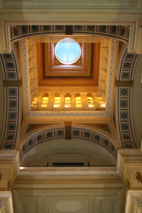 Cupola, Palace of Justice, Brussels
