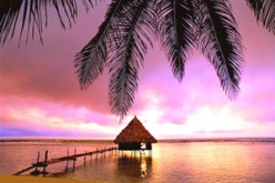 You, Me, and Sunset in Belize