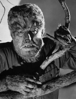 Lon Chaney Jr.'s Wolfman