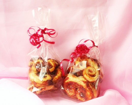 Gift Wrapped Palmiers