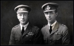 ROSS AND KEITH SMITH, AWESOME AUSTRALIAN AVIATORS