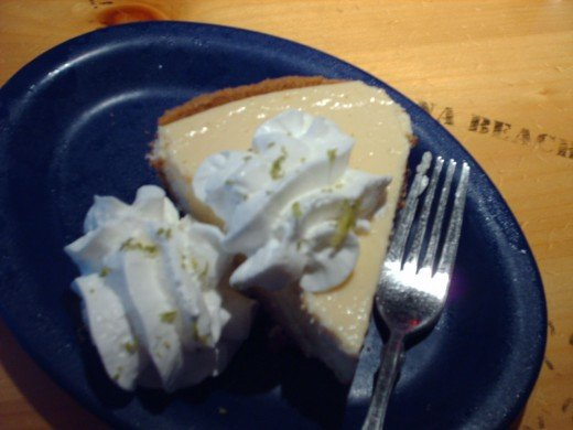 Mama's Key Lime Pie