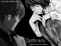 the controversey that is known as DEATHNOTE