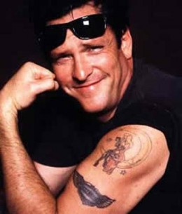 Michael Madsen, Hollywood actor whose movie credits include: Kill Bill, Donnie Brasco and Reservoir Dogs