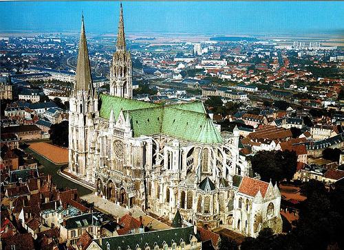 Notre Dame de Paris from flickr.com