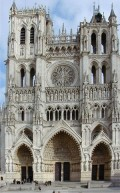 Amiens Cathedral from peregrinations.kenyon.edu