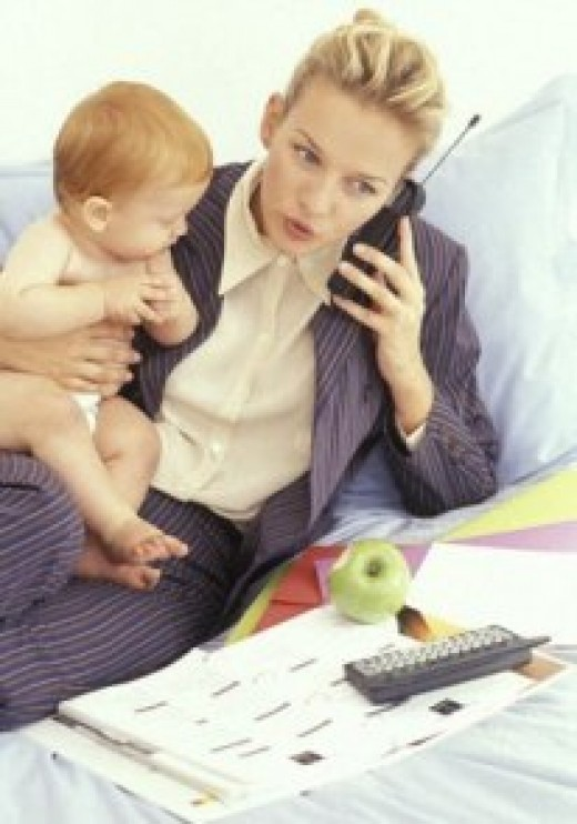 Is a mother's second income really worth it?