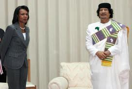 Sir Gaddafi...we Americans are ready to help you.