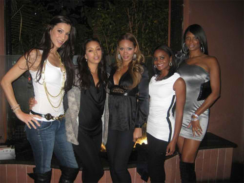 Cast of Basketball Wives