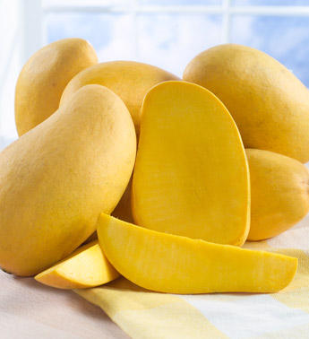 Sweet, succulent Mangoes