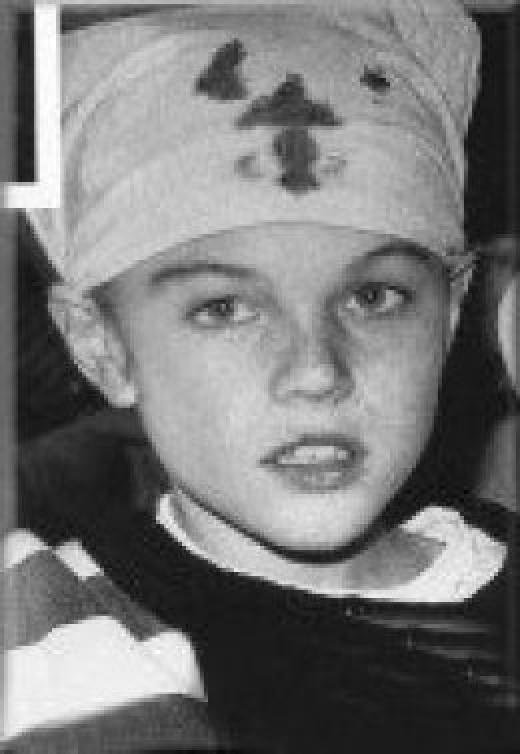 Leonardo DiCaprio of our titanic. Not muxh change right?