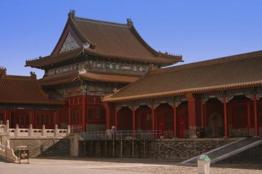 Inside the Forbidden City (c) Azure11