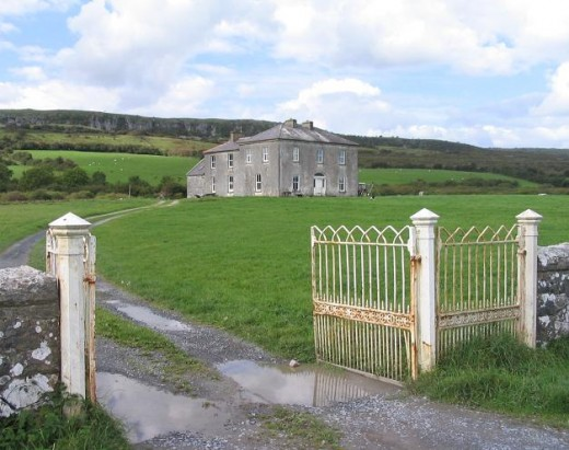 Craggy Island, Father Ted's parochial house