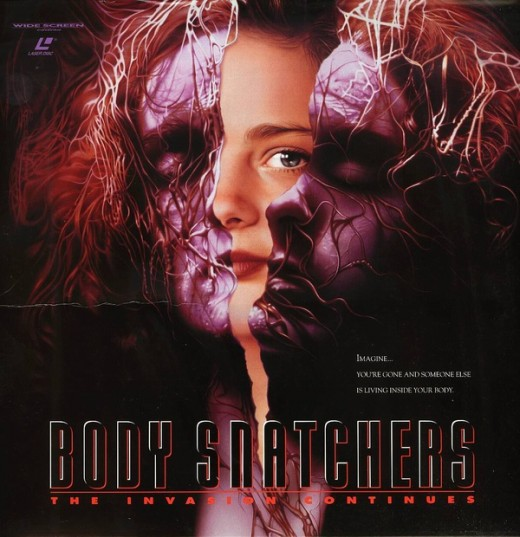 Body Snatchers (1993) poster