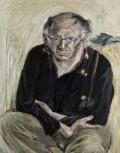 Patrick Kavanagh by Patrick Swift