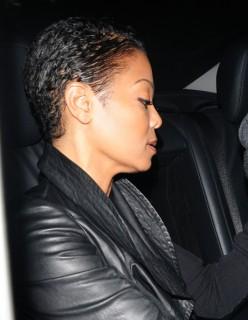 Black Woman Thinning Hair