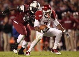 RB Kniles Davis (Arkansas)
