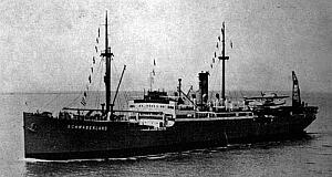 The Schwabenland in 1938