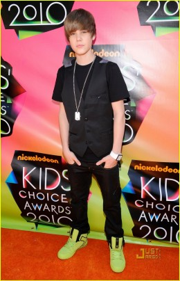 2010 Kids choice awards