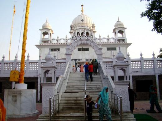 Gurudwara Banda Ghat Sahib