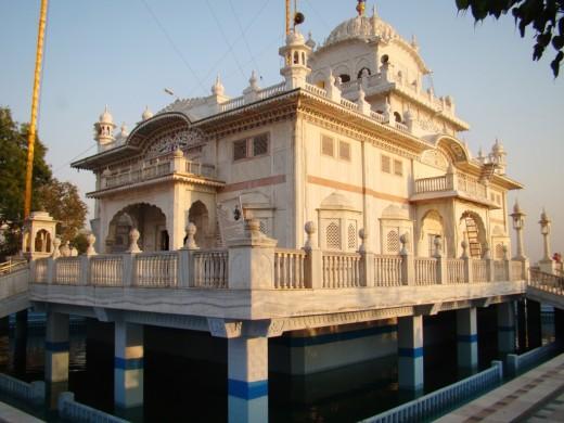 Gurudwara Nagina Ghat Sahib