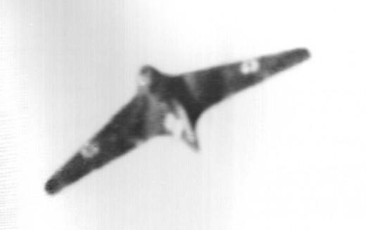 Taken by a P-51 pilot