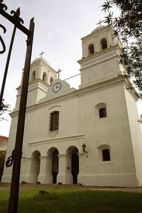 Church of San Carlos Borromeo, at San Carlos, Uruguay