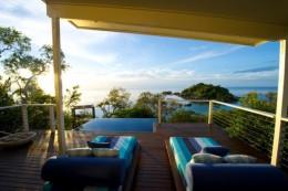 .Pavilion day beds, Lizard Island