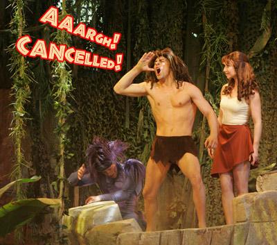 Tarzan call