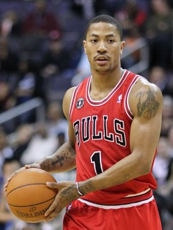 Is Derrick Rose the Next Michael Jordan?