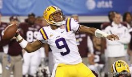 QB Jordan Jefferson (LSU)
