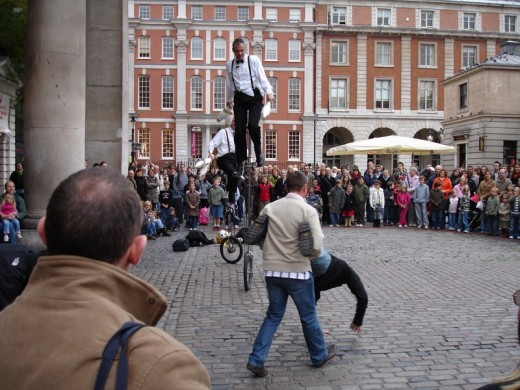 Act in Covent Garden
