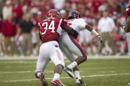 LB Jerry Franklin (Arkansas)