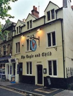 Eagle & Child, Oxford