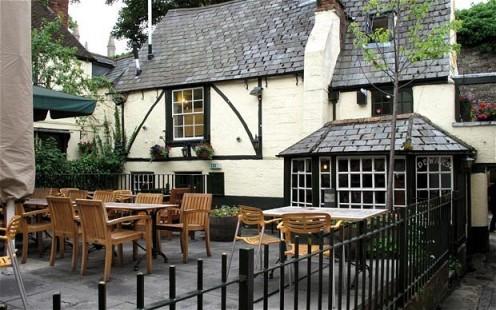 The Turf Inn, Oxford