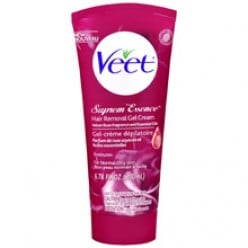 Veet Hair Removal Gel Supreme Essence product review