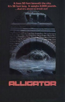 Best Crocodile/Alligator Horror Movies