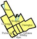 Ontario's Durham region