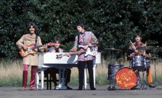 Beatles in 1967