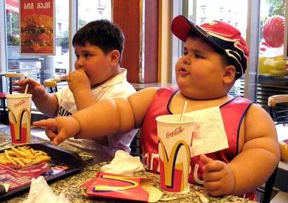 "*Stay Away From Fast Food Or At Least Keep Your Kids From This JUNK They Call ""FOOD""."