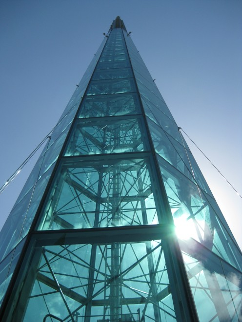 The towering glass spire of The Bell Tower located where Perth meets the Swan River in vibrant Barrack Square, is a touchstone for Australian and international tourists